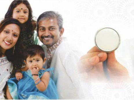 master health checkup for family