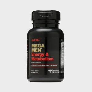 GNC Mega Men Energy and Metabolism Tab
