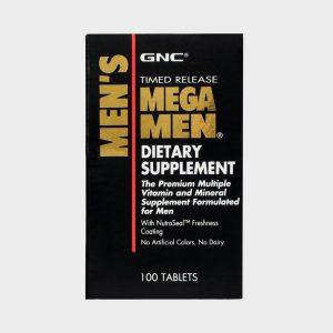 GNC Men(S) Mega Men Tab