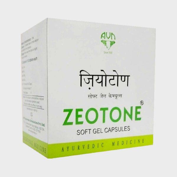 Zeotone Plus Soft Gel Capsules 60nos