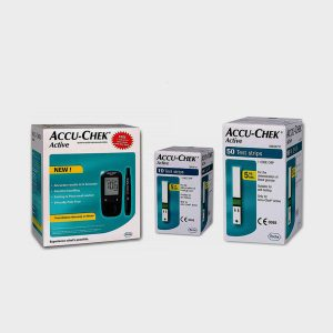 Accu-Chek Active Meter With 10 Strips