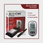 Accu-Chek Performa Glucometer (Red)