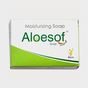 Aloesof soap 75g
