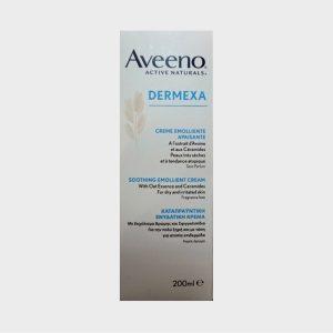Aveeno Dermexa Emollient Soothing Cream -Dry Skin/Eczema