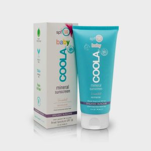 Coola Mineral Baby SPF 50 Organic Sunscreen Lotion