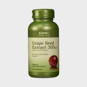 GNC Grape Seed Extract 300 mg (100 Capsules)