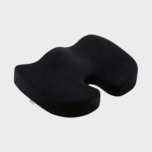 Grin Health Coccyx Seat Cushion With Memory Foam
