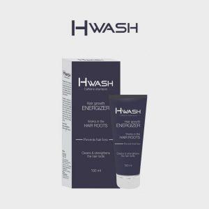 Ethicare H-Wash Caffeine Shampoo