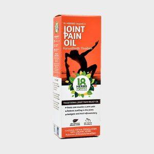 18 Herbs Organics Kurunthotti Thailam (Joint Pain Oil)