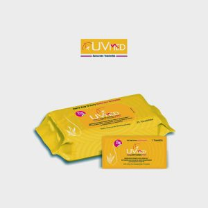 Ethicare UVMed Sunscreen Towelettes - Sunscreen Towels