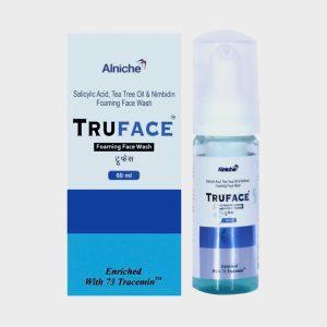 Truface Foaming Face Wash 60ml