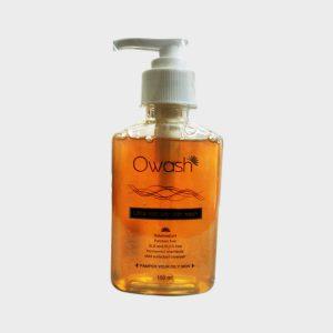 owash face wash ingredients