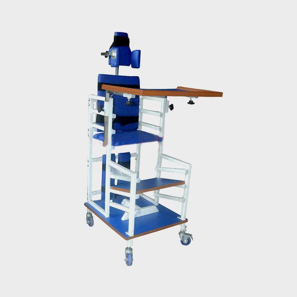 Albio standing frame for cp child