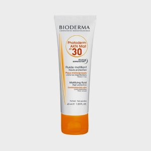 Bioderma Photoderm AKN Mat SPF30 - Sunscreen lotion