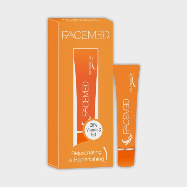 Ethicare Facemed Gel With 20% Vitamin C