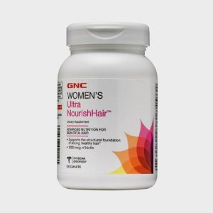 GNC Womens Ultra Nourish Hair Tab 1x120