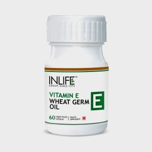 Inlife Vitamin E Wheat Germ Oil