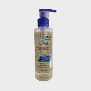 Regaliz Truderma Face Wash 150 ml-Gentle Face Wash