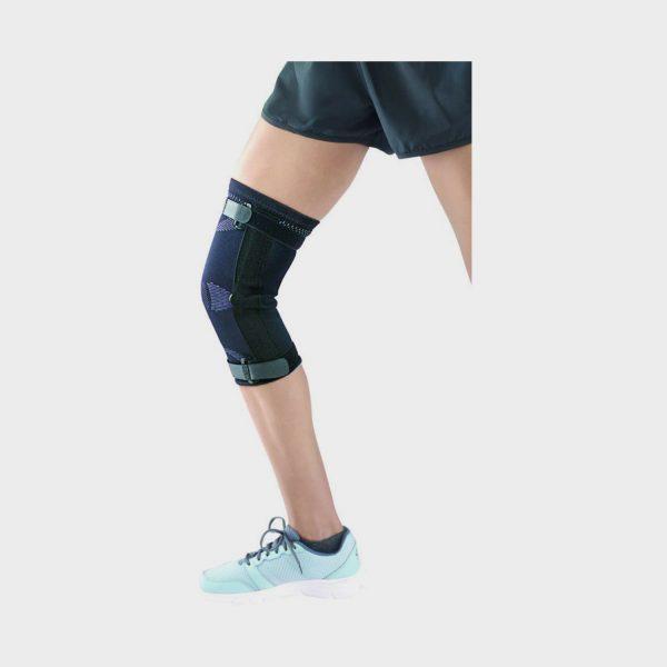 Vissco Elastic Knee Cap With Hinges