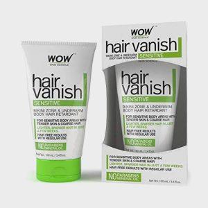 Wow Hair Vanish For Sensitive