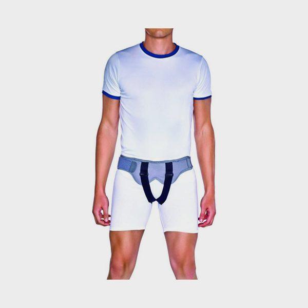 Vissco New Male Inguinal Hernia Belt-Double Pad