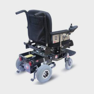 Ostrich Mobility Tetra-T15 Electric Wheelchair