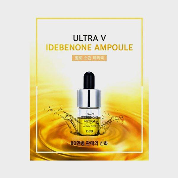 UltraV Idebenone Ampoule(2ea)