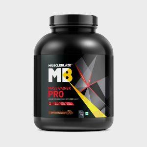 MuscleBlaze Mass Gainer PRO 3kg