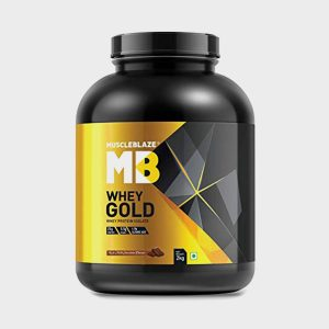 Muscle Blaze Whey Gold 100% Whey Protein Isolate 2kg