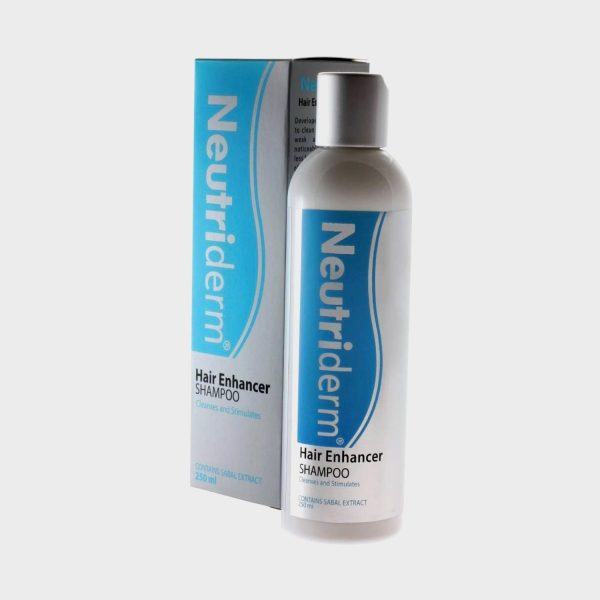 Neutriderm Hair Enhancer Shampoo 250ml