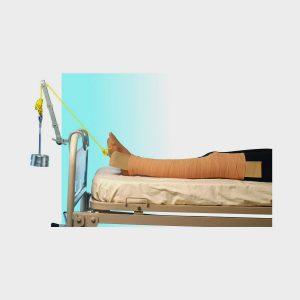 Vissco Foot/Skin Traction Kit