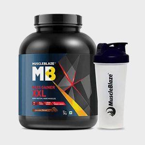 MuscleBlaze Mass Gainer XXL 3kg