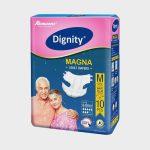 Romsons Magna Adult Diaper - M (10 Pieces)