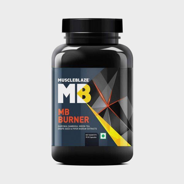 MuscleBlaze Fat Burner 910mg 90 Cap