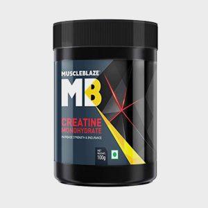 MuscleBlaze Creatine Monohydrate 100g