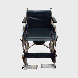 Karma Commode Wheel Chair