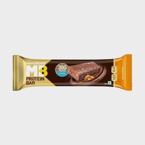 MuscleBlaze Hi-Protein Bar-12 Pieces