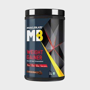 Muscle Blaze Weight Gainer 500g