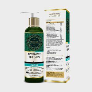 Morpheme Remedies Advanced Therapy Hair Repair Oil 200 ml
