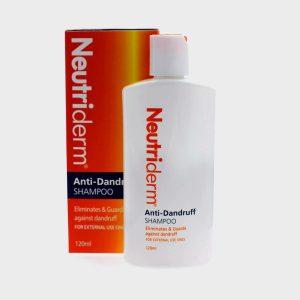 Neutriderm Anti Dandruff Shampoo - Scalp Irritation/Itching