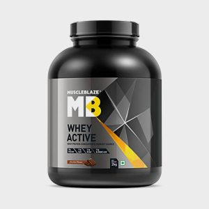 Muscle Blaze Whey Active 2 KG
