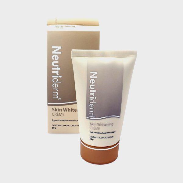 Neutriderm Skin Whitening Creams - Dark Patches/Acne Spots