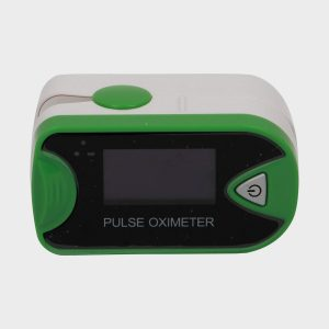 Romsons Oxee Check Pulse Oximeter (White-Green)
