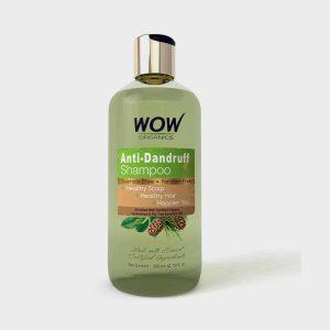 Wow Organics Anti Dandruff Shampoo 300ml