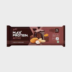 Ritebite Max Protein Active Choco Fudge Bars (450 g)