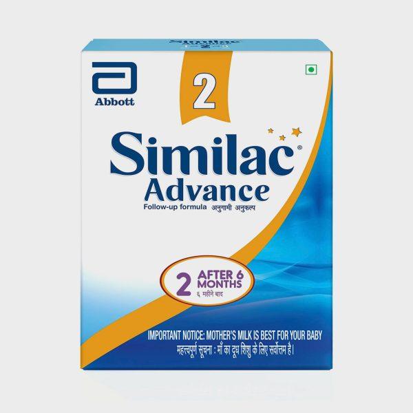 Similac Advance Follow-Up Formula Stage 2 - 400 gm