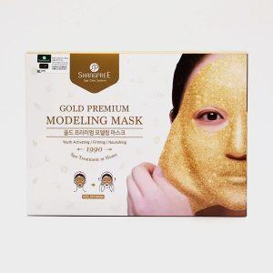Shangpree Gold Premium Modeling Mask – 5 Pack