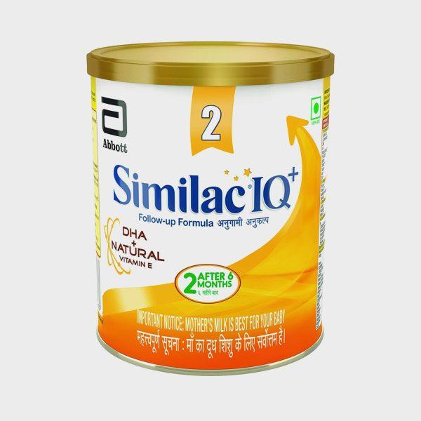 Similac IQ Plus Follow Up Formula Stage 2 – 400 grams