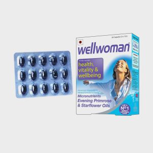 Wellwoman 30 Capsules(2x15's)