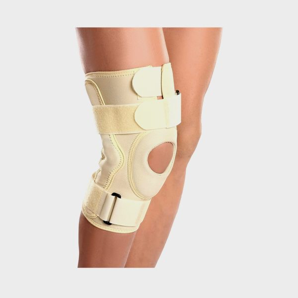 Tynor Knee Support Hinged (Neoprene)